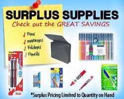 Surplus Savings!