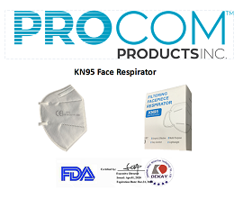 KN95 Respirator-New Low Price!
